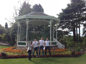 easyfundraising charity challenge sponsored by Viking 2