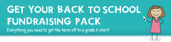 Back to School Fundraising Pack
