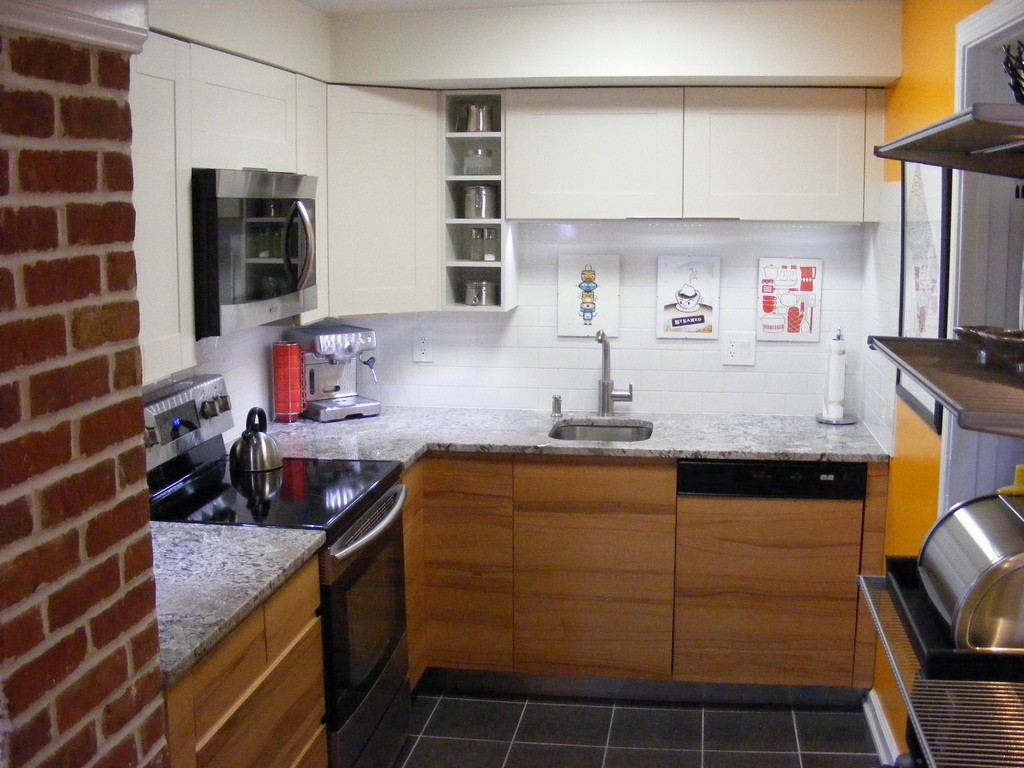 Space Saving Ideas For Small Kitchens Uk