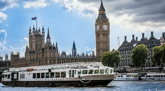 BATAC Thames Afternoon Tea Cruise for Two