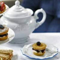 XSCLT Luxury Afternoon Tea for Two