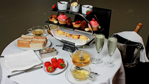 XSCPU Champagne Afternoon Tea for Two